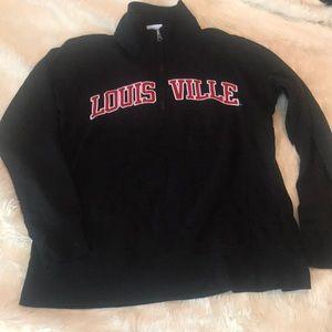 Tops - Louisville Cardinals Pullover sweater